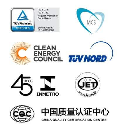 logos-certificaciones paneles solares