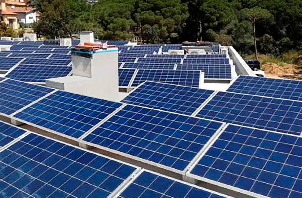 Instalación fotovoltaica en 2 viviendas en S'Agaró