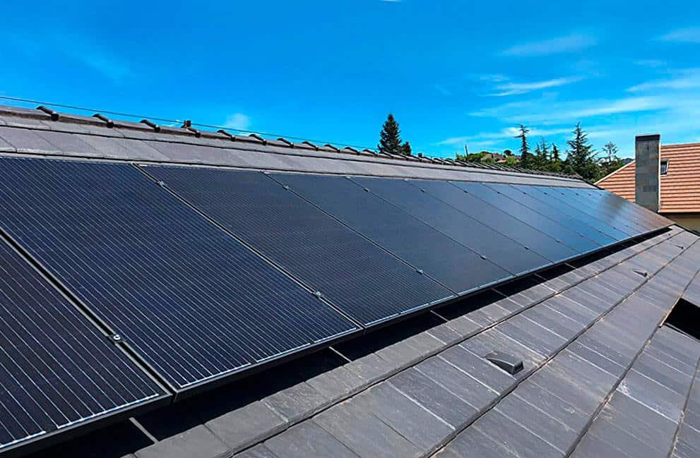 Instalación fotovoltaica en vivienda en Madrid 3