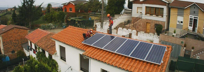 Excedentes instalación solar