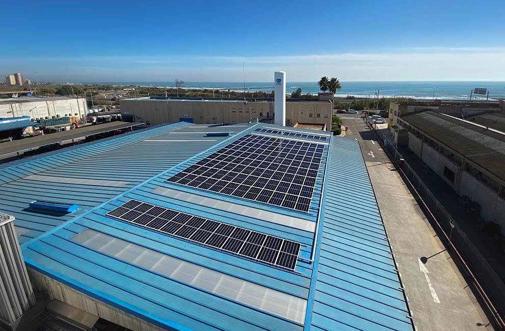 Instalación fotovoltaica en empresa de carburos metálicos en Massalfasar 2