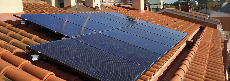 Fotovoltaica Unifamiliar en Valls