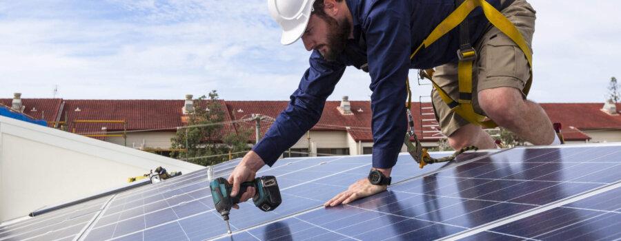 Mantenimiento instalación fotovoltaica