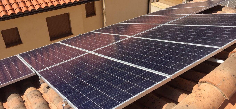Ampliación de una instalación fotovoltaica de autoconsumo