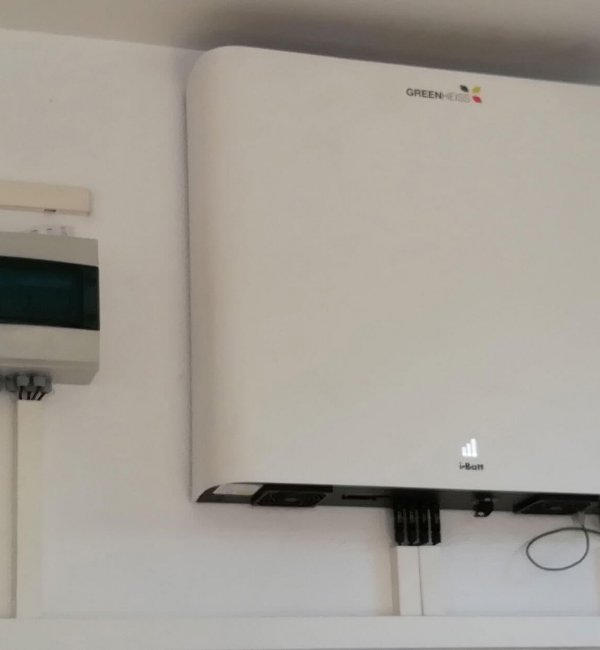 Instalación fotovoltaica en vivienda de Madrid 2