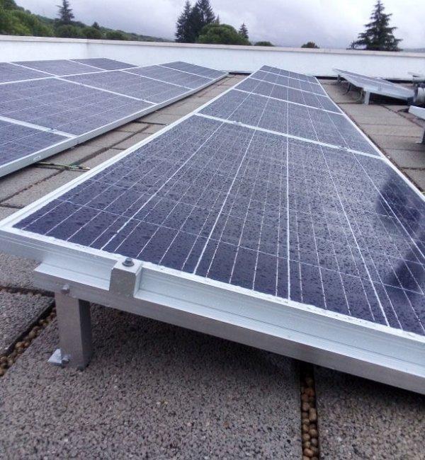 Instalación fotovoltaica en unifamiliar en Madrid