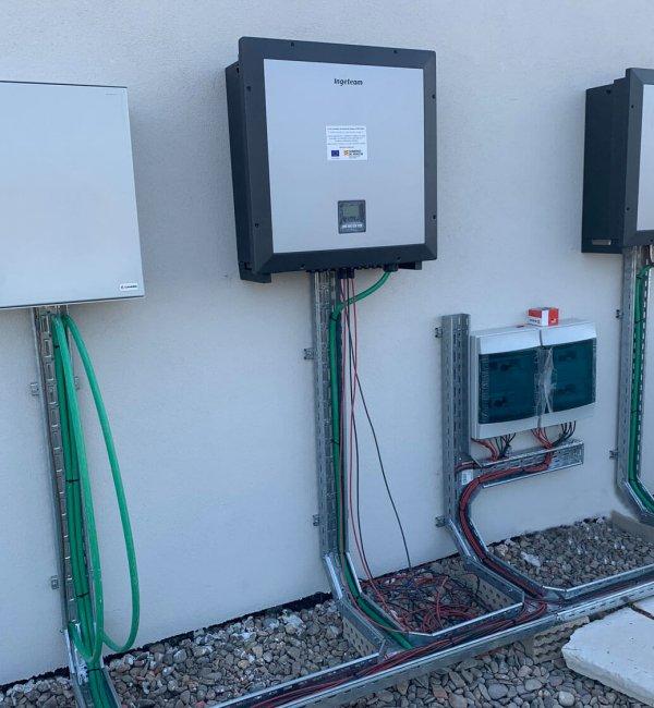 Instalación fotovoltaica en residencia de ancianos en Zaragoza 2