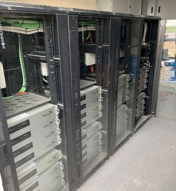 Instalación fotovoltaica en bodega aislada de la red en Aldeanueva de Ebro 2