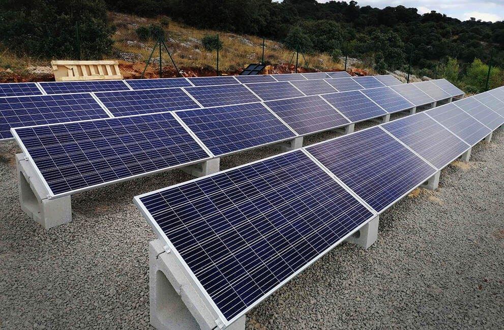 Instalación Bombeo Solar Grandoso-1