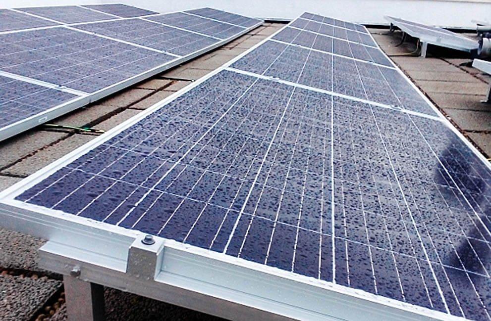 Instalación fotovoltaica en vivienda unifamiliar en Madrid
