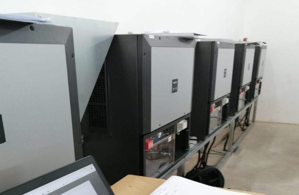 Instalacion fotovoltaica en Baldocer 3