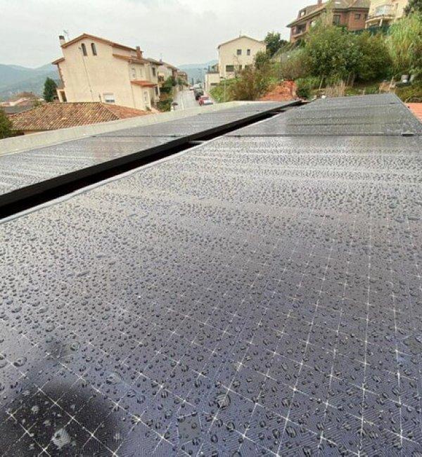 Fotovoltaica en Sant Celoni