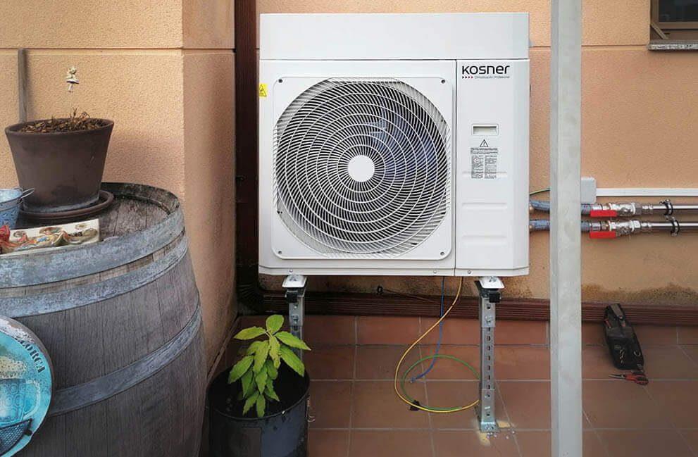 Instalación fotovoltaica en vivienda en Azadinos 2