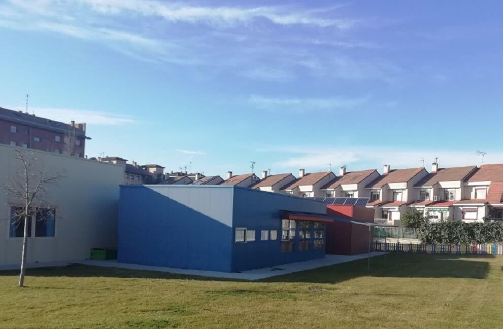 Instalación fotovoltaica en guardería en Barbastro