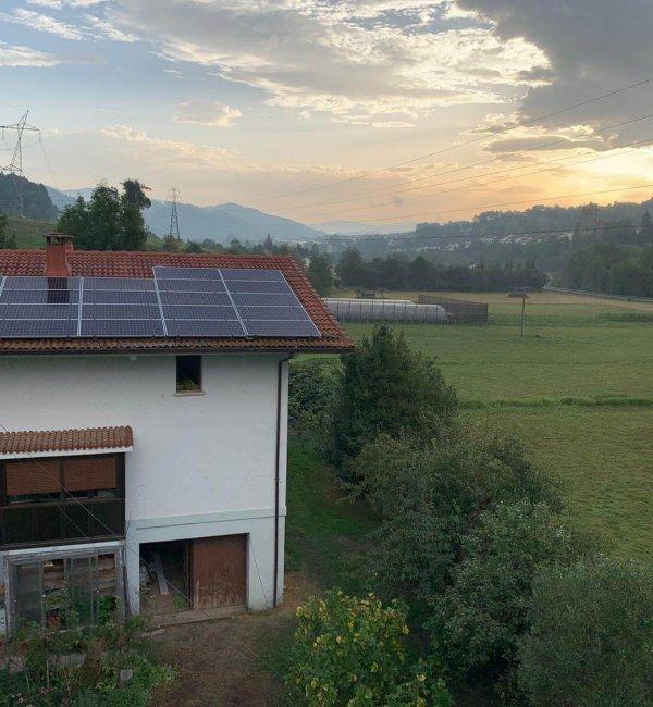 Fotovoltaica en Ceráin