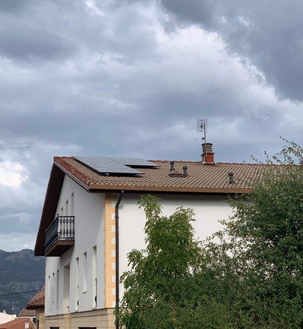 Fotovoltaica en Arbizu