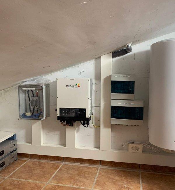 Fotovoltaica en Arbizu 3